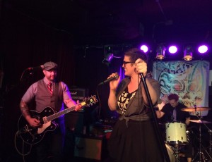 Record release party at Arlene's Grocery